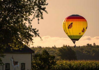 montgolfieres /Créakom photographie